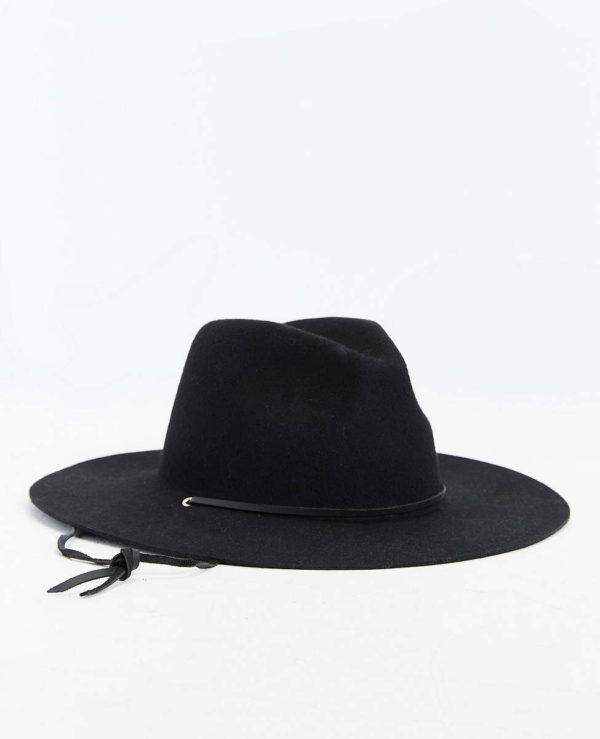 Brixton Wesley Wide Brim Fedora Hat